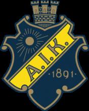 Logotyp AIK