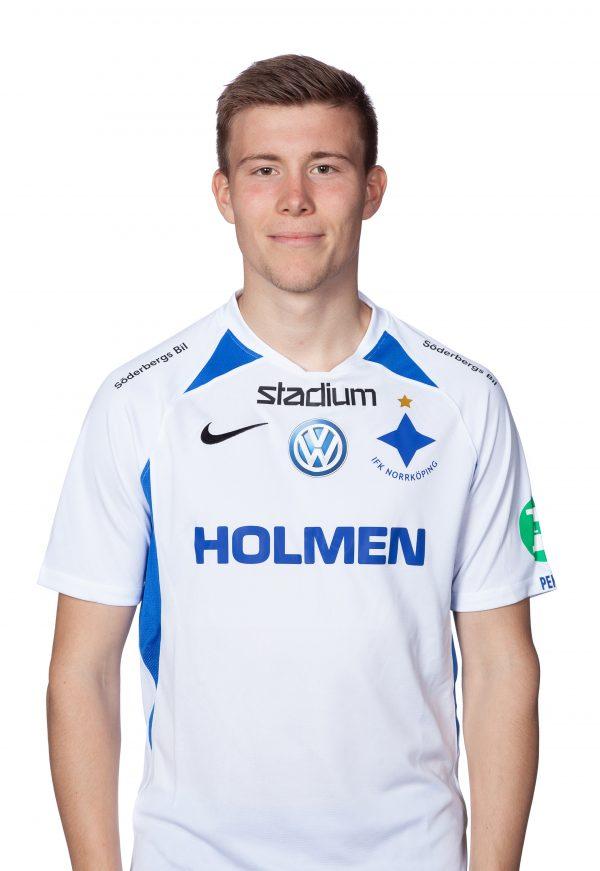 Alfons Sampsted #18, försvarare