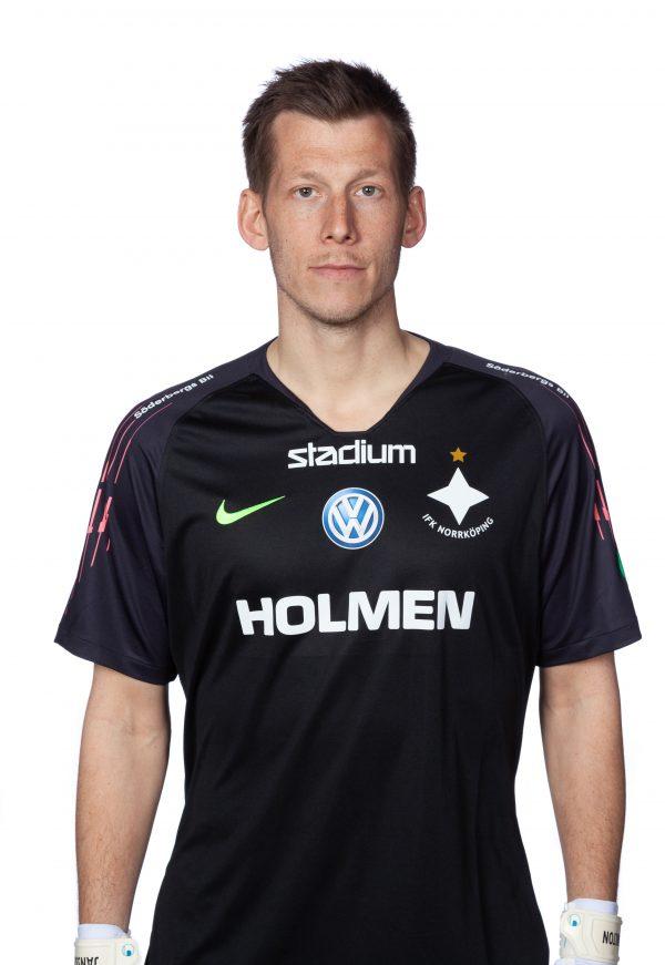 Gustav Jansson #24, målvakt