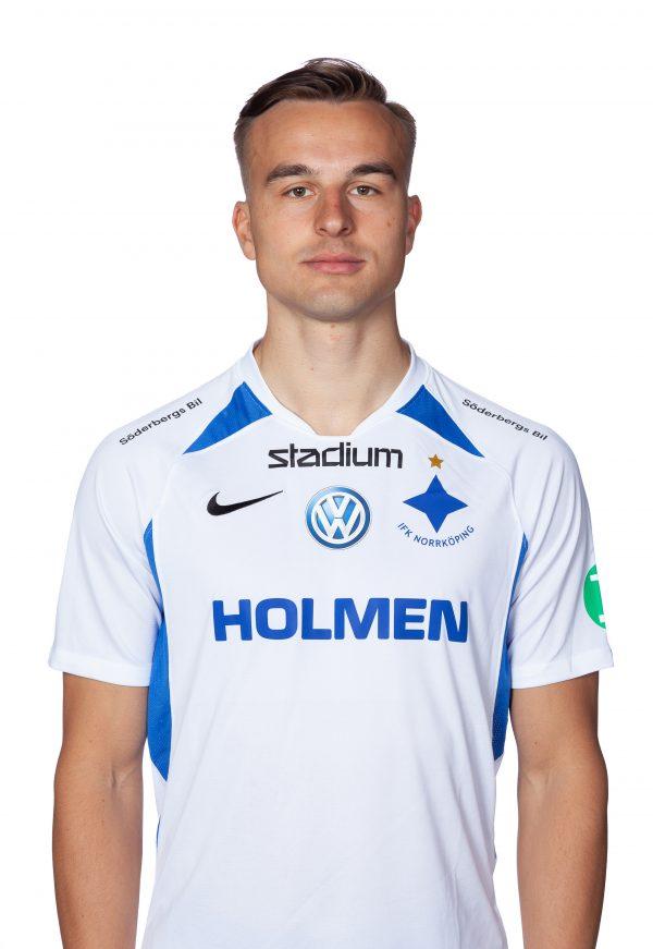 Henrik Castegren #2, försvarare