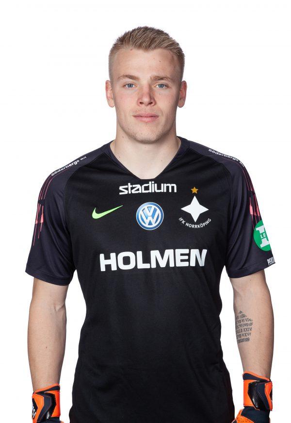 Isak Pettersson #1, målvakt
