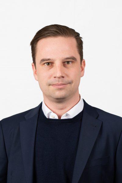 Porträtt av Jens Magnusson