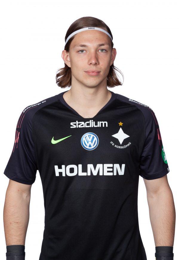 Julius Lindgren #29, målvakt