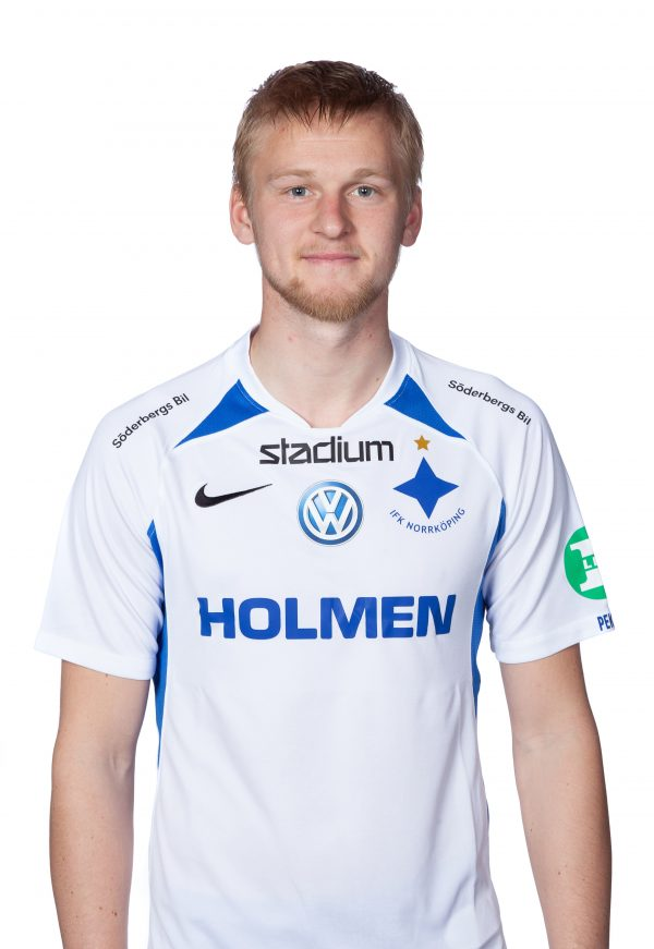 Kalle Holmberg #17. forward