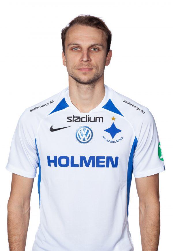 Lars Krogh Gerson #4, försvarare