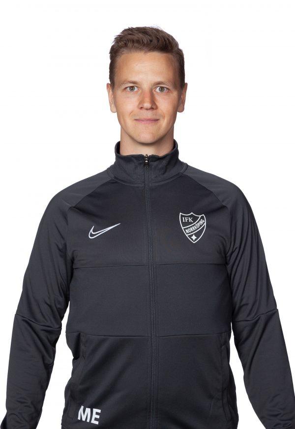 Maths Elfvendal, målvaktstränare
