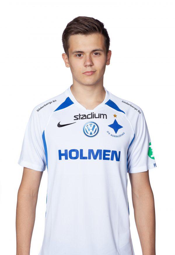 Oliver Stefánsson #26, försvarare
