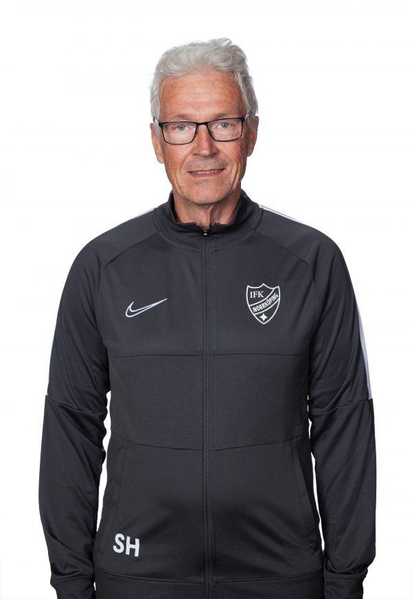 Stefan Hellberg, assisterande tränare