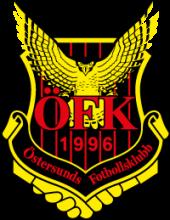 Logotyp Östersund FK