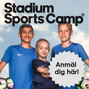 Annons Stadium Sports Camp