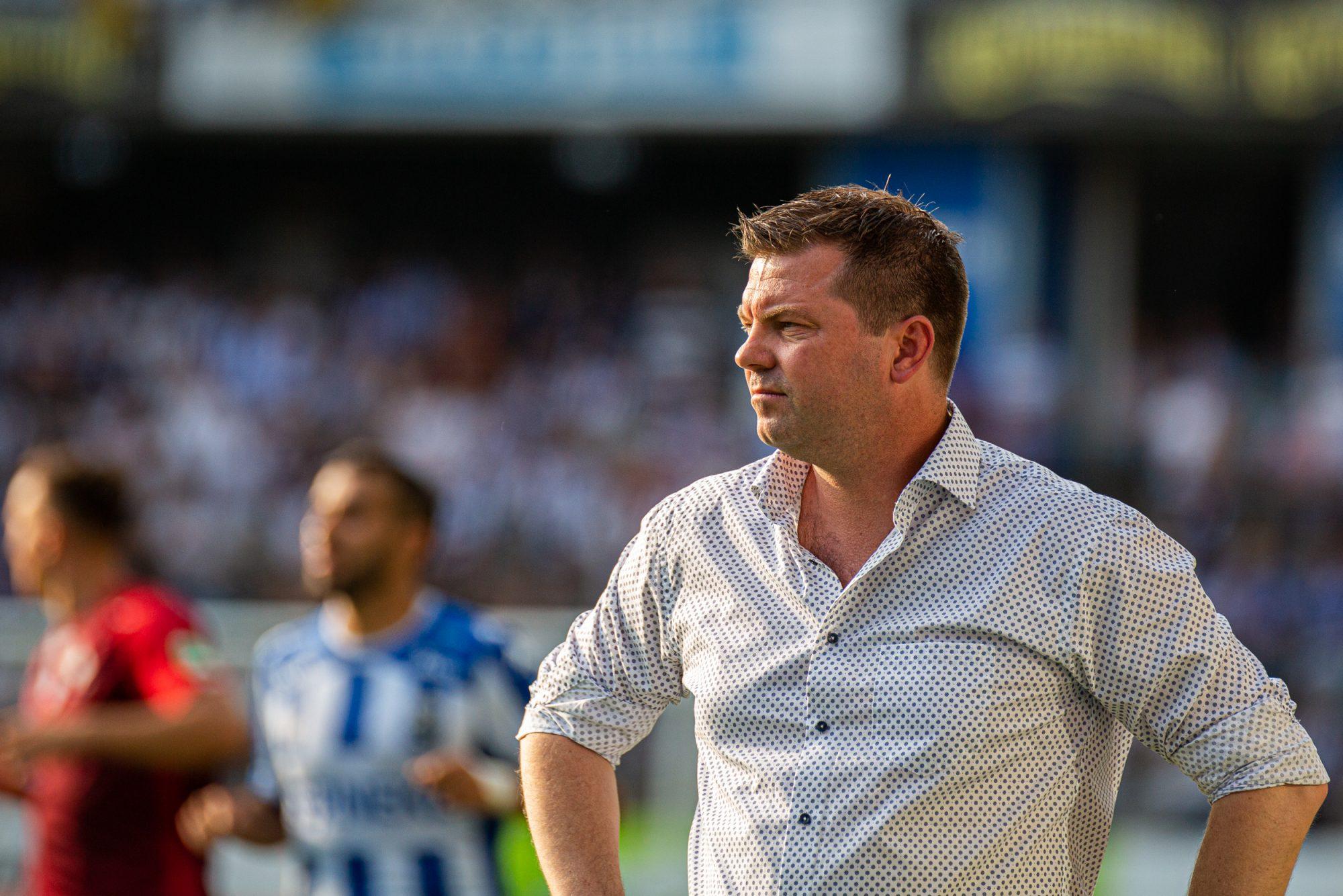 IFK Norrköping: JENS GUSTAFSSON INFÖR BORTAMATCHEN MOT MALMÖ FF